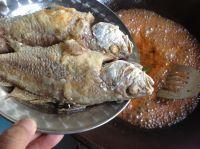 腐乳炖黄鱼的做法步骤12