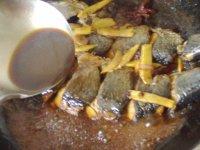糖醋青鱼的做法步骤9
