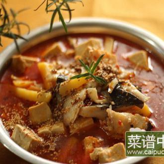 老豆腐鲢鱼煲