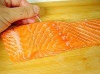 三文鱼片的做法步骤5