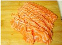 三文鱼片的做法步骤6