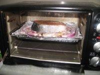 香草烤三文鱼的做法步骤4