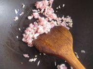 榄菜肉末四季豆的做法步骤7