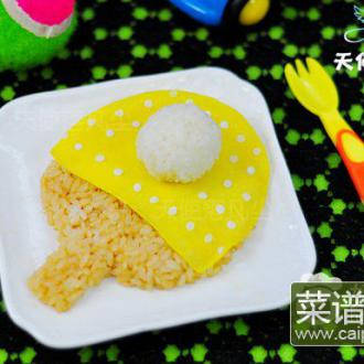 乒乓球米饭