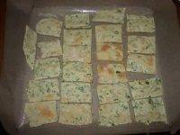 香葱梳打饼干的做法步骤17
