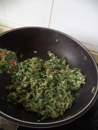 糖醋韭菜炒鸡蛋的做法步骤7