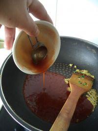 糖醋韭菜炒鸡蛋的做法步骤9
