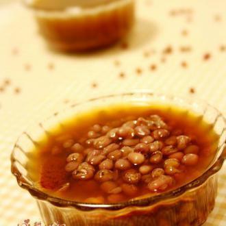 红豆陈皮汤