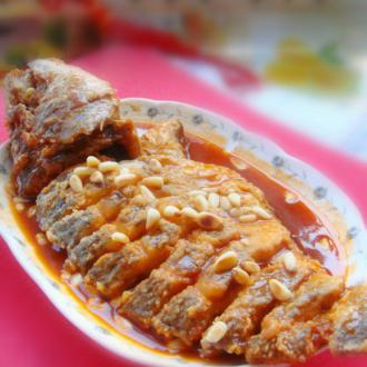 茄汁松子鱼