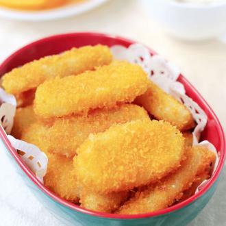 脆皮黄金粽