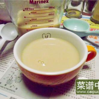 红糖姜汁奶茶