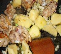 黑椒咖喱鸡腿的做法步骤9