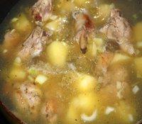 黑椒咖喱鸡腿的做法步骤10