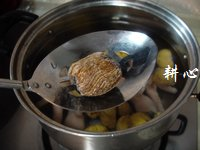 栗子凤爪汤的做法步骤5