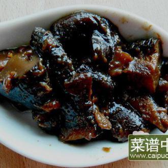 自制纯素香菇酱