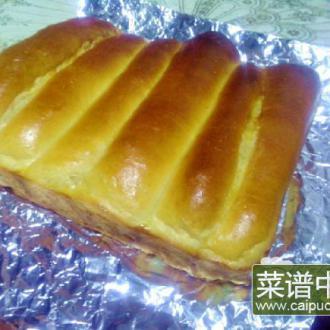 双皮奶面包