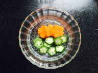 果醋煎鹅肝的做法步骤3