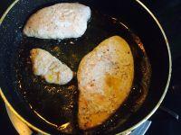 果醋煎鹅肝的做法步骤8