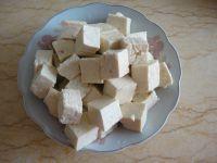 炸臭豆腐配自制蘸酱的做法步骤2