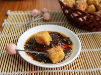 炸臭豆腐配自制蘸酱的做法步骤14