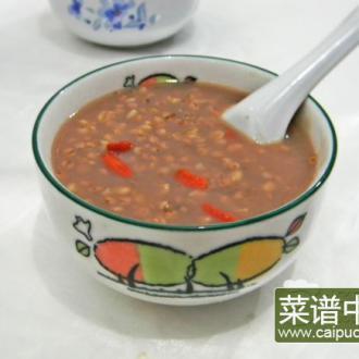 高粱燕麦粥