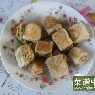 香炸臭豆腐