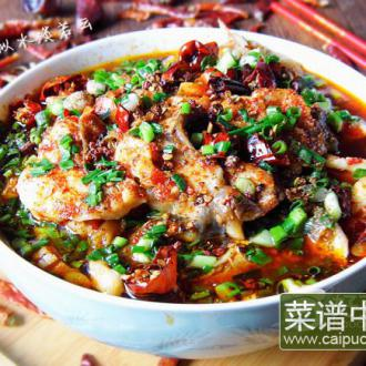 水煮豆花鱼