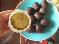 桂花红豆蓉月饼的做法步骤15