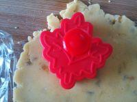 树叶饼干的做法步骤9