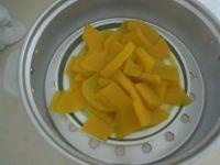南瓜红豆汤圆的做法步骤2