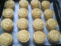 广式莲蓉蛋黄月饼的做法步骤20