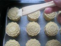 广式莲蓉蛋黄月饼的做法步骤19