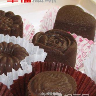 果仁软心巧克力