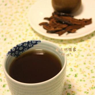 紫灵芝罗汉茶