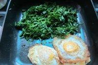 鲜韭菜炒荷苞蛋的做法步骤6