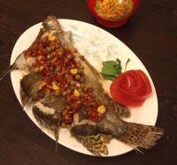 清蒸剁椒桂鱼的做法步骤6