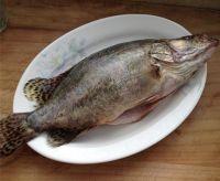 清蒸剁椒桂鱼的做法步骤1