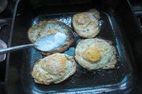 鲜韭菜炒荷苞蛋的做法步骤5
