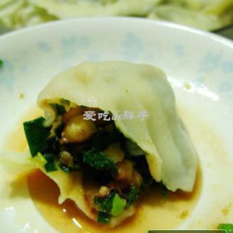 章鱼鲜肉水饺