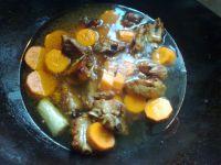 洋葱胡萝卜烧排骨的做法步骤8