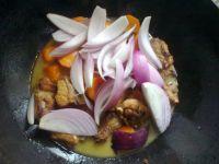 洋葱胡萝卜烧排骨的做法步骤9