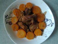 洋葱胡萝卜烧排骨的做法步骤10