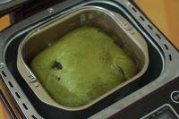 抹茶葡萄干吐司的做法步骤5