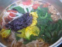 金针菇杂蔬汤的做法步骤8