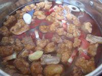 金针菇杂蔬汤的做法步骤4