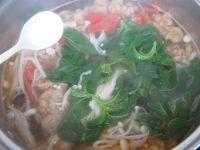 金针菇杂蔬汤的做法步骤7