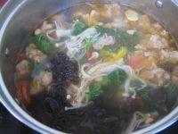 金针菇杂蔬汤的做法步骤10