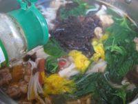 金针菇杂蔬汤的做法步骤9