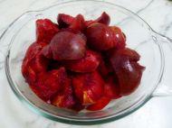 红李子酱的做法步骤1