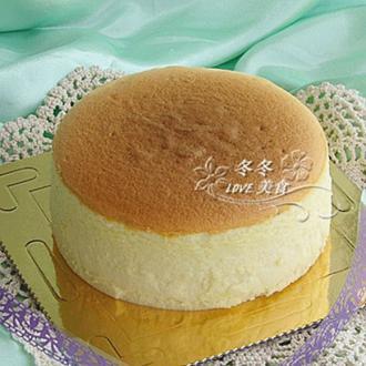 木糖醇轻芝士蛋糕